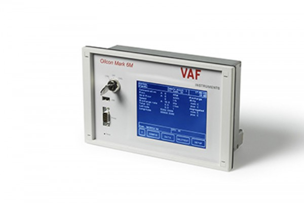 OIL DISCHARGE MONITORING EQUIPMENT