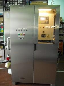 2011 LHV Process Calorimeter Tenova India- TECNOVA HT - Skeeper7